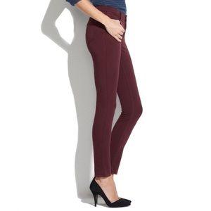 Madewell High Riser Skinny Skinny Jean